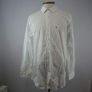 Alfani Slim Fit Men's White Long Sleeve XL NWT